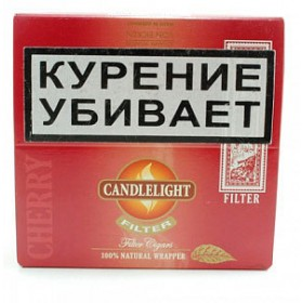 Candlelight Filter Cherry 50