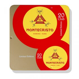 Montecristo Club Limited Edition 2017