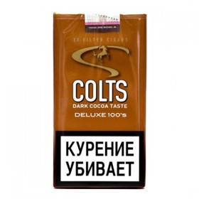 Colts Dark Cocoa Taste