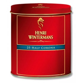 Henri Wintermans 25 Half Corona