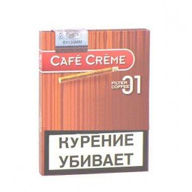 Cafe Creme Filter Coffee №1