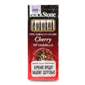 Black Stone Tip Cigarillos Cherry