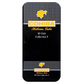 Cohiba Club Collection 5 Limited Edition