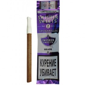 Swisher Sweets Grape Tip Cigarillos