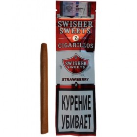 Swisher Sweets Strawberry Cigarillos