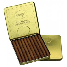 Davidoff Limited Edition Miniatures