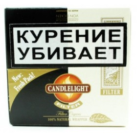 Candlelight Filter Assorty Aromatic+Coconut 25+25