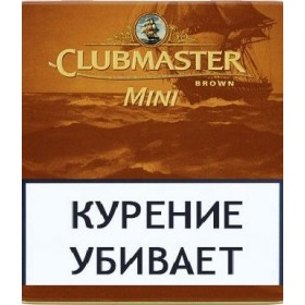Clubmaster Mini Brown