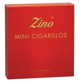 Zino Mini Cigarillos Red Export