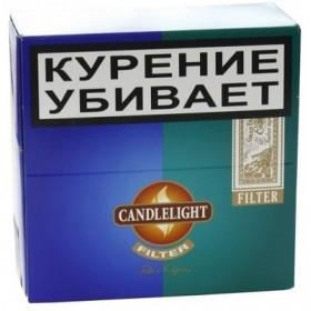 Candlelight Filter Assorty Sumatra+Menthol 25+25