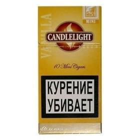 Candlelight Mini Vanilla 10