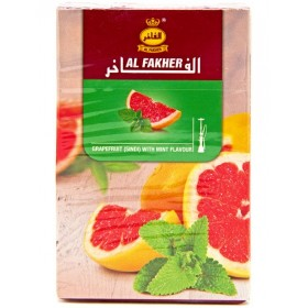 Al Fakher Grapefruit With Mint