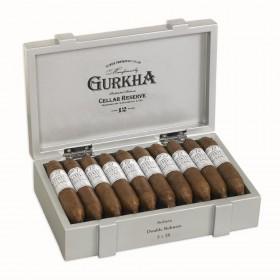 Сигары Gurkha Cellar Reserve 12 Years Platinum Double Robusto