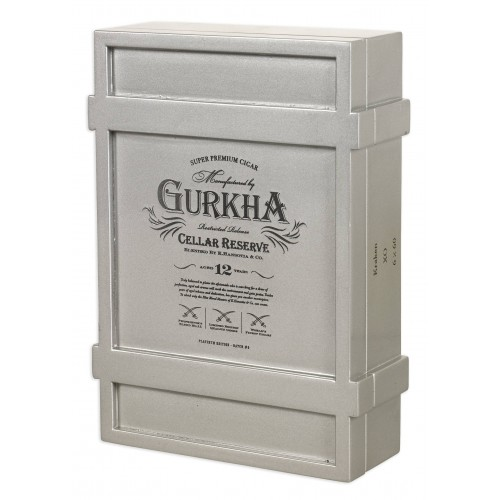 Сигары Gurkha Cellar Reserve 12 Years Platinum Double Robusto