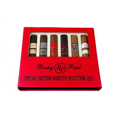 Сигары Rocky Patel Special Edition Robusto Sampler в подарочной упаковке