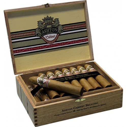 Сигары Ashton Cabinet Selection Belicoso