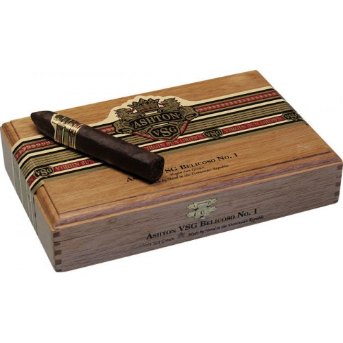 Сигары Ashton VSG Series Belicosa №1