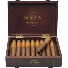 Gurkha Cellar Reserve Aged 18 Years Hedonism Grand Rothschild
