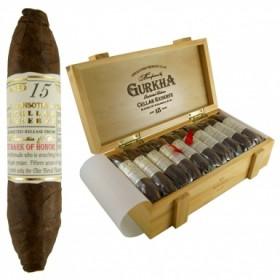 Сигары Gurkha Cellar Reserve 15 Years Koi Perfecto