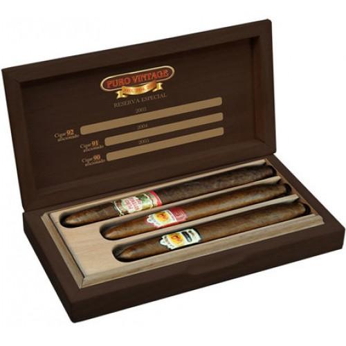 Сигара La Aurora Puro Vintage Sampler в подарочной упаковке