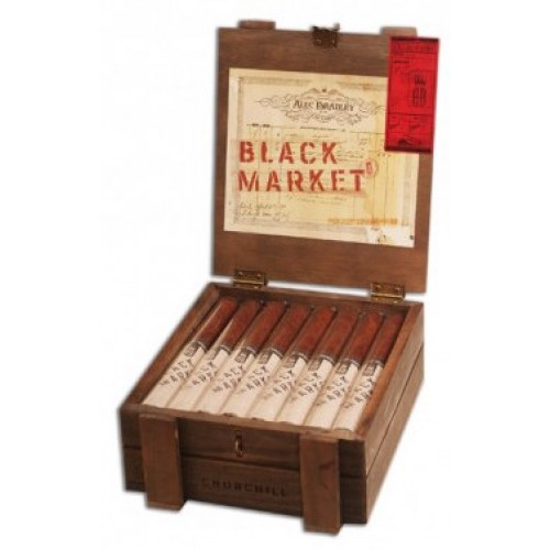 Сигары Alec Bradley Black Market Churchills