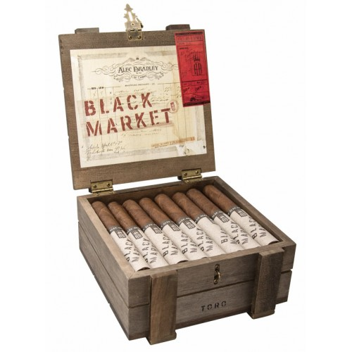 Сигары Alec Bradley Black Market Toro