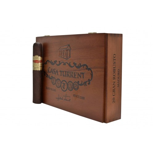 Сигары Casa Turrent 1901 Grand Robusto