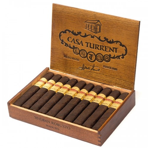Сигары Casa Turrent 1973 Grand Robusto
