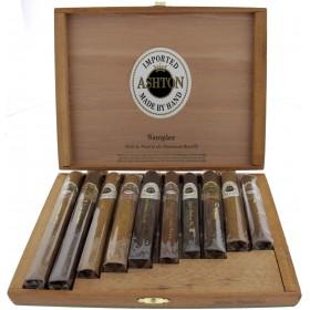 Сигары Ashton Classic 10 Sampler в подарочной упаковке