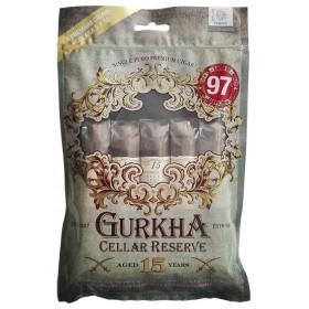 Сигары Gurkha Cellar Reserve Solaro Double Robusto Pack в подарочной упаковке