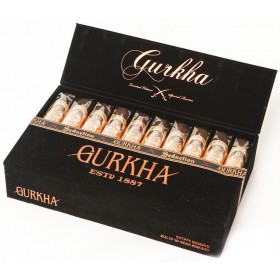 Сигары Gurkha Seduction Grand Robusto