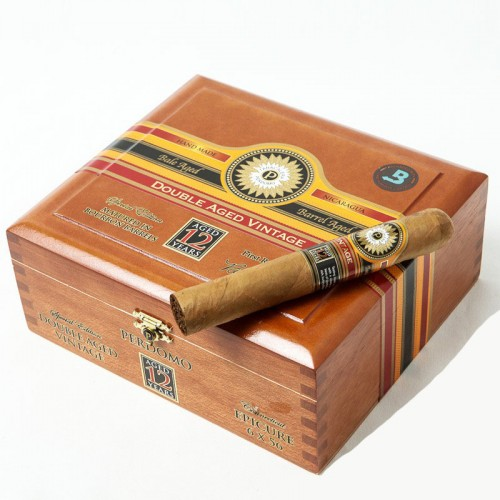 Сигары Perdomo Double Aged 12 Years Vintage Epicure Connecticut