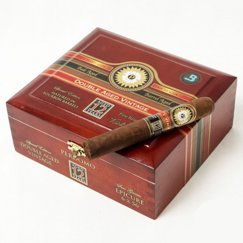 Perdomo Double Aged 12 Years Vintage Epicure Sun Grown