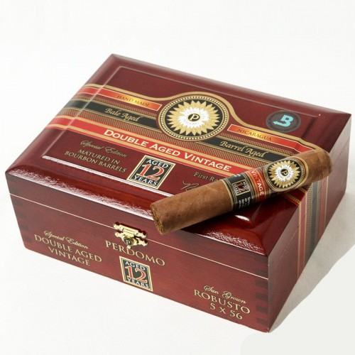 Сигары Perdomo Double Aged 12 Years Vintage Robusto Sun Grown