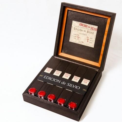 Сигары Perdomo Edicion de Silvio Robusto Salomon Maduro