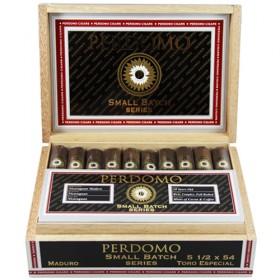 Сигары Perdomo Small Batch Toro Especial Maduro