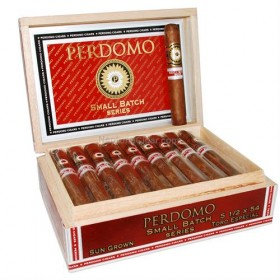 Сигары Perdomo Small Batch Toro Especial Sun Grown