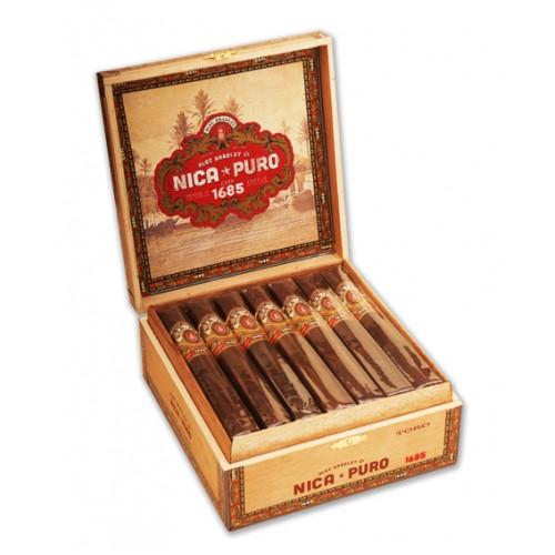 Сигары Alec Bradley Nica Puro Toro