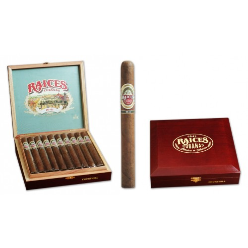Alec Bradley Raices Cubanas Churchills