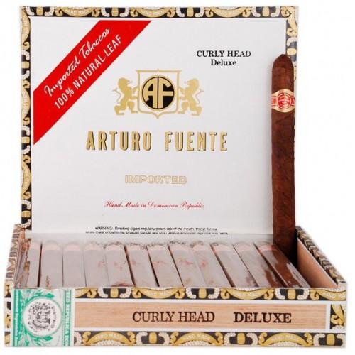 Сигара Arturo Fuente Curly Head Deluxe Maduro