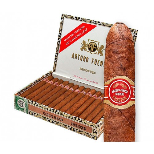 Сигары Arturo Fuente Curly Head Deluxe Natural