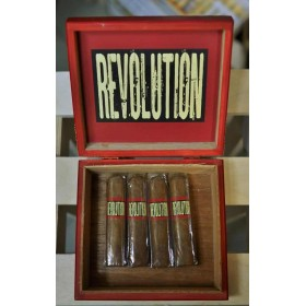Сигары Te-Amo Revolution Short Robusto