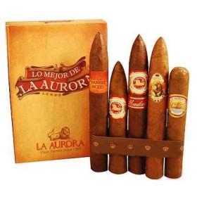 La Aurora Lo Mejor box в подарочной упаковке