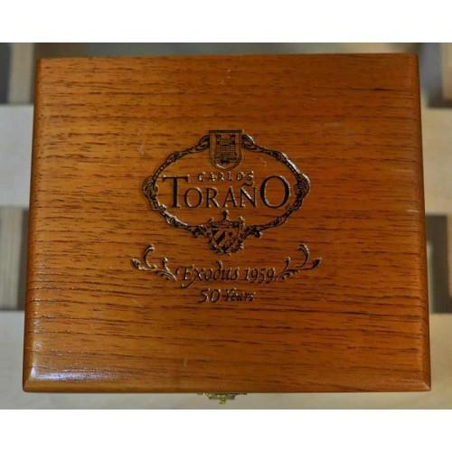 Сигары Carlos Torano Exodus 1959 50 Years Torpedo
