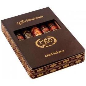 La Flor Dominicana Chisel Selection в подарочной упаковке