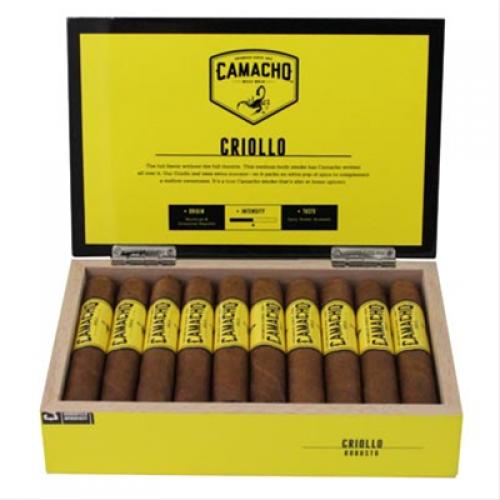 Сигара Camacho Criollo Robusto