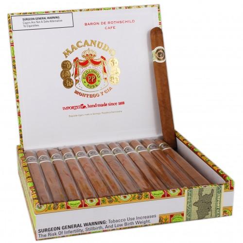 Сигары Macanudo Cafе Baron de Rothschild