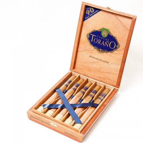 Сигара Carlos Torano Reserva Selecta Churchills