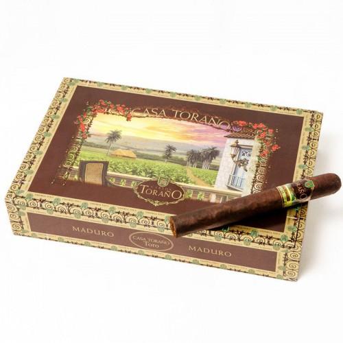 Сигары Carlos Torano Casa Torano Toro Maduro