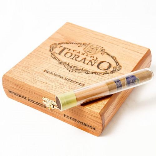Сигара Carlos Torano Reserva Selecta Petit Corona